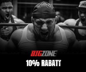 Big Zone Gutscheinbanner - 10% Rabatt