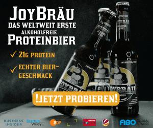 JoyBräu - Proteinbier