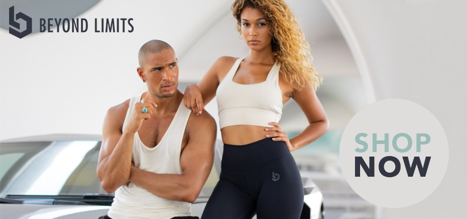 Beyond Limits Gymwear & Streetwear 926x435