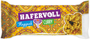 HAFERVOLL Flapjack - Curry