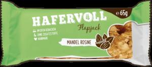 HAFERVOLL Flapjack - Mandel Rosine