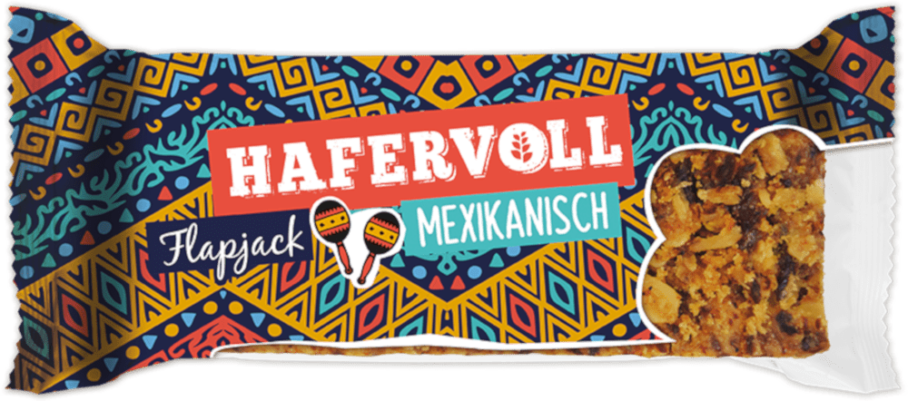 HAFERVOLL Flapjack - Mexican