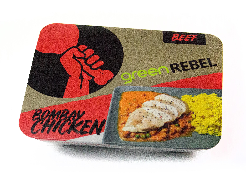 Green Rebel - Beef & Chicken