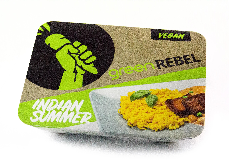 Green Rebel - Vegetarian & Vegan