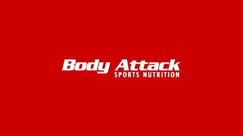 15% Rabatt auf alle Body Attack Produkte