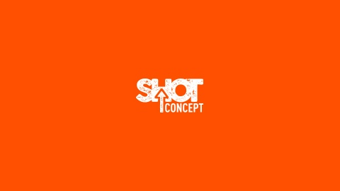 Shot Concept Logo