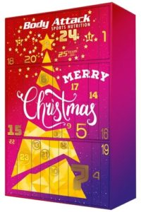 Body Attack Adventskalender