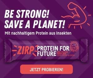 Zirp-Insects-Gutschein